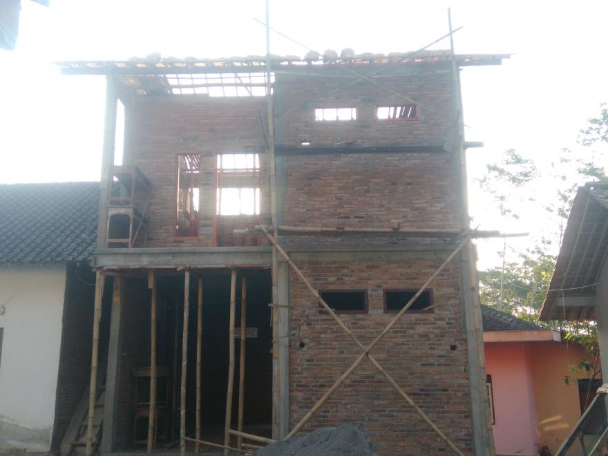 Image : Pembangunan Gedung BUMDES